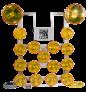 strzala-swietlna-halogenowa-hlpk-15-z-lampami-wczesnego-ostrzegania-ms-340