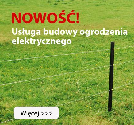 Pastuch Elektryczny Ogrodzenia Elektryzator Horizont Rolos