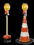 lampa-blyskowa-na-pacholek-jedno-dwukierunkowa-z-pojemnikiem-na-4-baterie